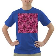 DMS1 BK-PK MARBLE (R) Dark T-Shirt