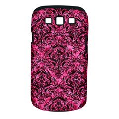 DMS1 BK-PK MARBLE (R) Samsung Galaxy S III Classic Hardshell Case (PC+Silicone)