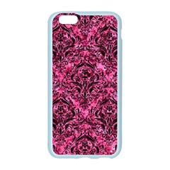 DMS1 BK-PK MARBLE (R) Apple Seamless iPhone 6/6S Case (Color)