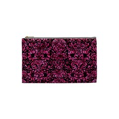 DMS2 BK-PK MARBLE Cosmetic Bag (Small)