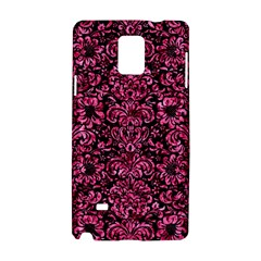 DMS2 BK-PK MARBLE Samsung Galaxy Note 4 Hardshell Case