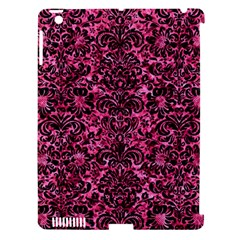 DMS2 BK-PK MARBLE (R) Apple iPad 3/4 Hardshell Case (Compatible with Smart Cover)