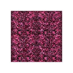 DMS2 BK-PK MARBLE (R) Acrylic Tangram Puzzle (4  x 4 )