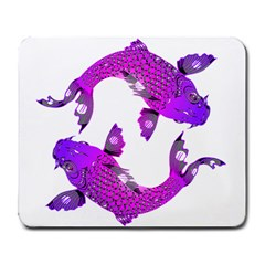 Koi Carp Fish Water Japanese Pond Large Mousepads