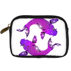 Koi Carp Fish Water Japanese Pond Digital Camera Cases
