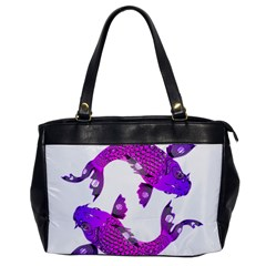 Koi Carp Fish Water Japanese Pond Office Handbags