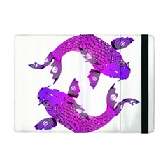 Koi Carp Fish Water Japanese Pond Apple iPad Mini Flip Case