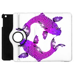Koi Carp Fish Water Japanese Pond Apple iPad Mini Flip 360 Case