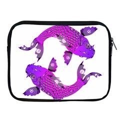 Koi Carp Fish Water Japanese Pond Apple iPad 2/3/4 Zipper Cases