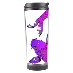 Koi Carp Fish Water Japanese Pond Travel Tumbler