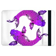 Koi Carp Fish Water Japanese Pond iPad Air Flip