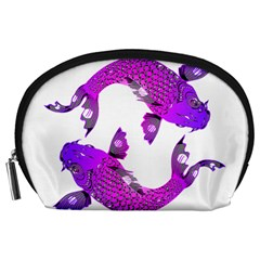 Koi Carp Fish Water Japanese Pond Accessory Pouches (Large)