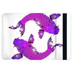 Koi Carp Fish Water Japanese Pond iPad Air 2 Flip
