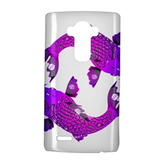 Koi Carp Fish Water Japanese Pond LG G4 Hardshell Case