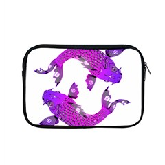 Koi Carp Fish Water Japanese Pond Apple MacBook Pro 15  Zipper Case