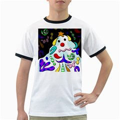 Candy man` Ringer T-Shirts