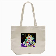 Candy man` Tote Bag (Cream)