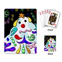 Candy man` Playing Card
