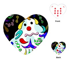 Candy man` Playing Cards (Heart)