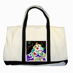 Candy man` Two Tone Tote Bag