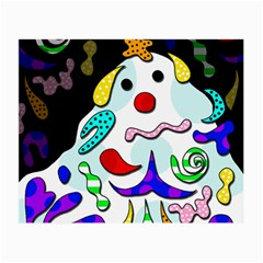 Candy man` Small Glasses Cloth (2-Side)
