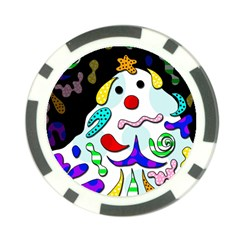 Candy man` Poker Chip Card Guards