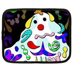 Candy man` Netbook Case (Large)