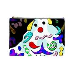 Candy man` Cosmetic Bag (Large)
