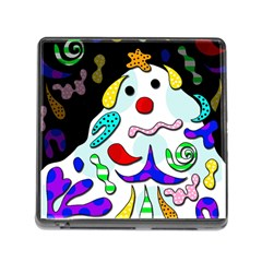 Candy man` Memory Card Reader (Square)