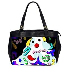 Candy man` Office Handbags (2 Sides)