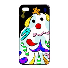 Candy man` Apple iPhone 4/4s Seamless Case (Black)
