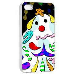 Candy man` Apple iPhone 4/4s Seamless Case (White)