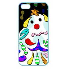Candy man` Apple Seamless iPhone 5 Case (Color)