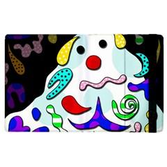Candy man` Apple iPad 3/4 Flip Case