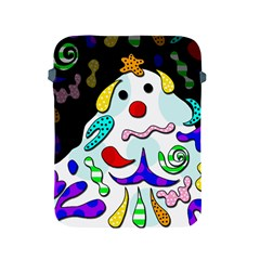 Candy man` Apple iPad 2/3/4 Protective Soft Cases