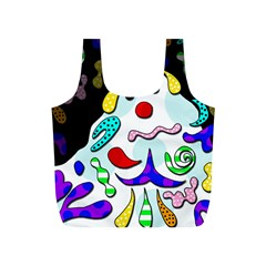 Candy man` Full Print Recycle Bags (S)