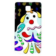 Candy man` Galaxy Note 4 Back Case