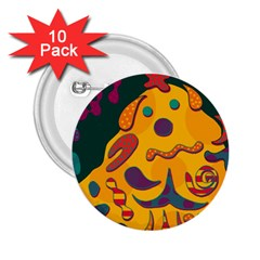 Candy man 2 2.25  Buttons (10 pack)