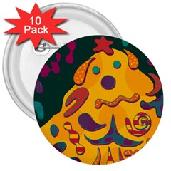 Candy man 2 3  Buttons (10 pack)
