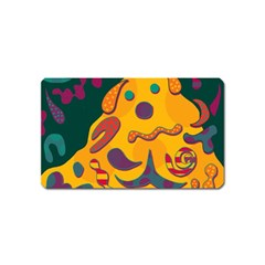 Candy man 2 Magnet (Name Card)