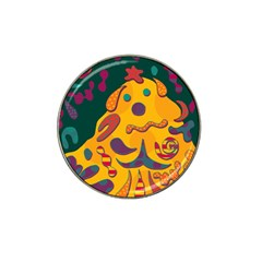 Candy man 2 Hat Clip Ball Marker