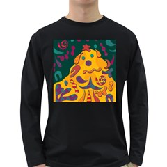 Candy man 2 Long Sleeve Dark T-Shirts