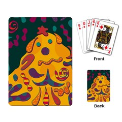 Candy man 2 Playing Card