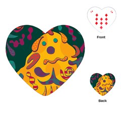 Candy man 2 Playing Cards (Heart)