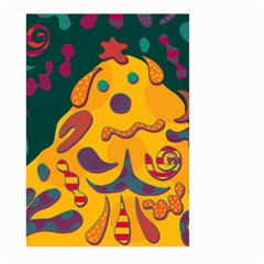 Candy man 2 Large Garden Flag (Two Sides)