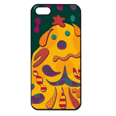 Candy man 2 Apple iPhone 5 Seamless Case (Black)