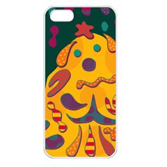 Candy man 2 Apple iPhone 5 Seamless Case (White)