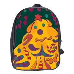 Candy man 2 School Bags (XL)