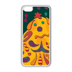 Candy man 2 Apple iPhone 5C Seamless Case (White)