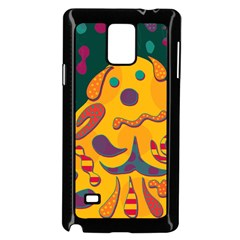 Candy man 2 Samsung Galaxy Note 4 Case (Black)
